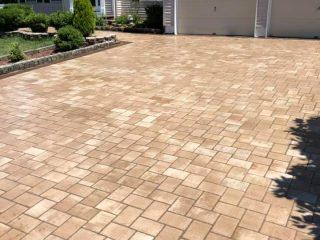 driveway paver installation service deal construction inc