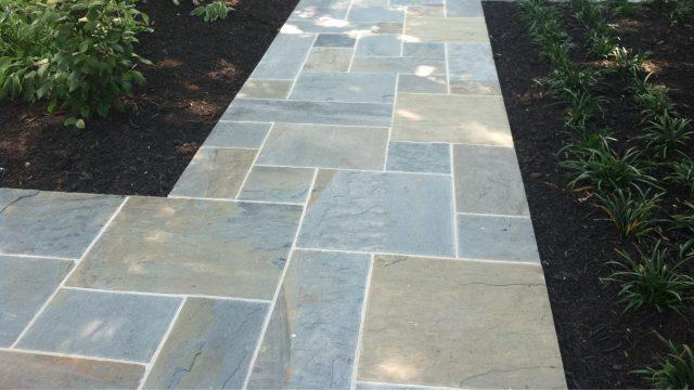 bluestone walkway ideas nj