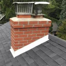 chimney cap installation deal construction inc