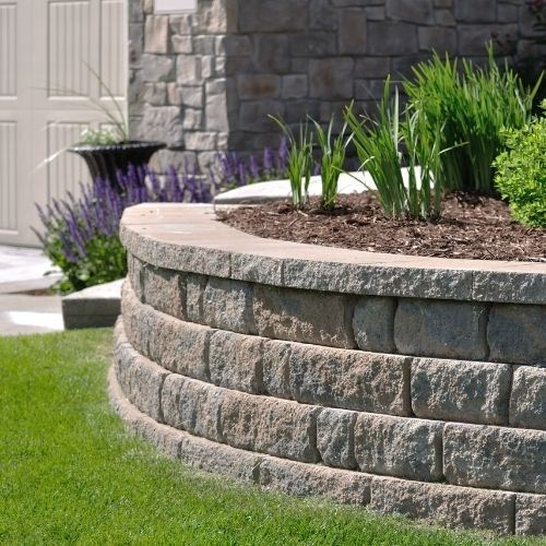 retaining wall contractors in my area deal construction inc