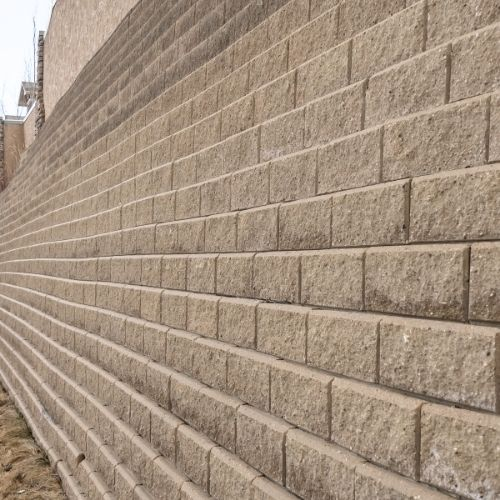 retaining wall contractors in nj deal construction inc
