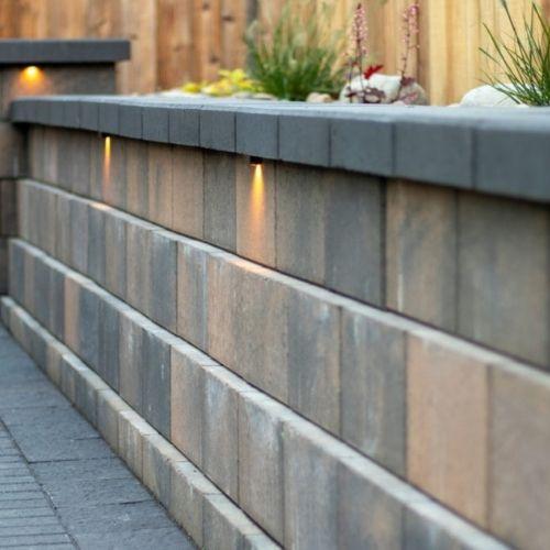 retaining wall systems nj deal construction inc