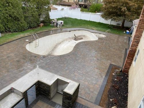 stamped concrete patio deal construction inc